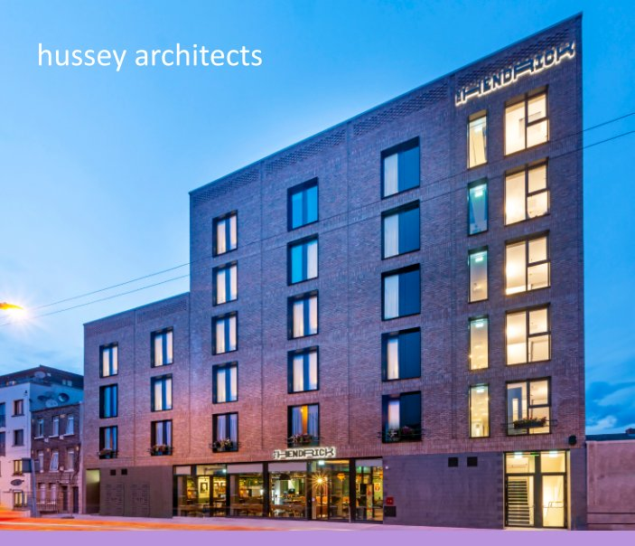 View hussey architects portfolio 2019 by ciaran hussey