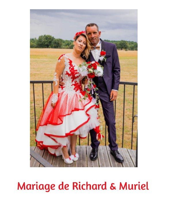 View Mariage de Muriel et Richard by Xavier Alessandri