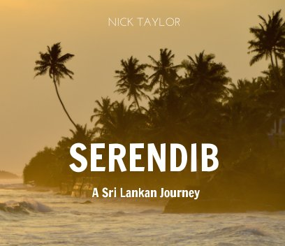 Serendib book cover