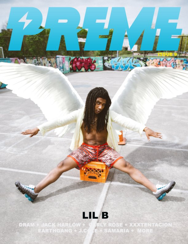 View Preme Magazine Issue 9 by Anthony Supreme Thompon