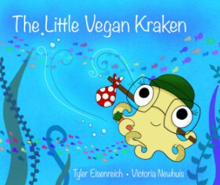 The Little Vegan Kraken book cover