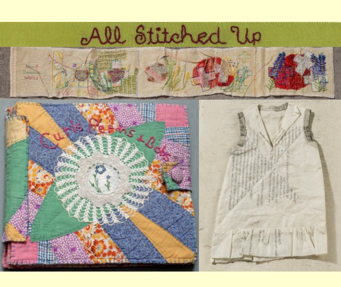 View All Stitched Up by Catherine Alice Michaelis,