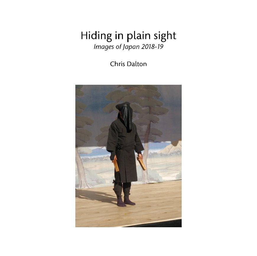 Ver Hiding in plain sight por Chris Dalton