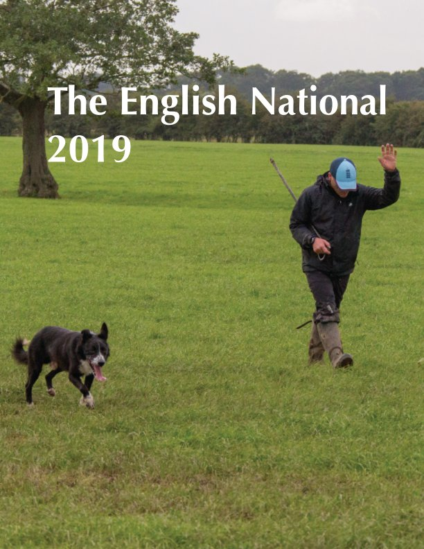 View The English National 2019 by Sarah Walker and Nick Onslow