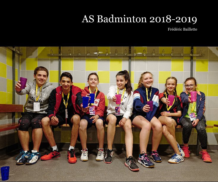 View AS Badminton 2018-2019 by Frédéric Baillette