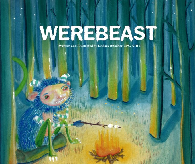 View Werebeast by Lindsay Ritscher