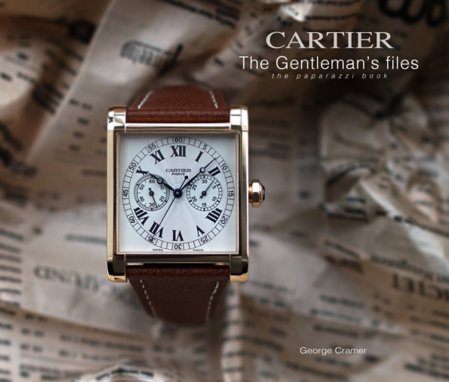 View Cartier - The Gentleman's files by George Cramer