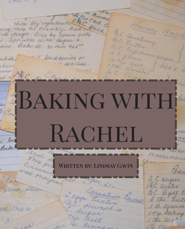 View Baking with Rachel by Lindsay Gavin