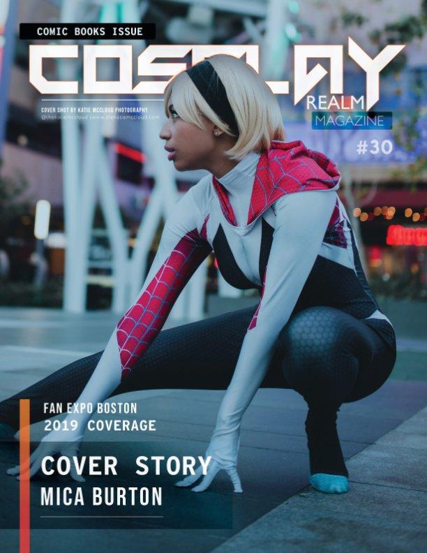 Ver Cosplay Realm Magazine No. 30 por Emily Rey, Aesthel