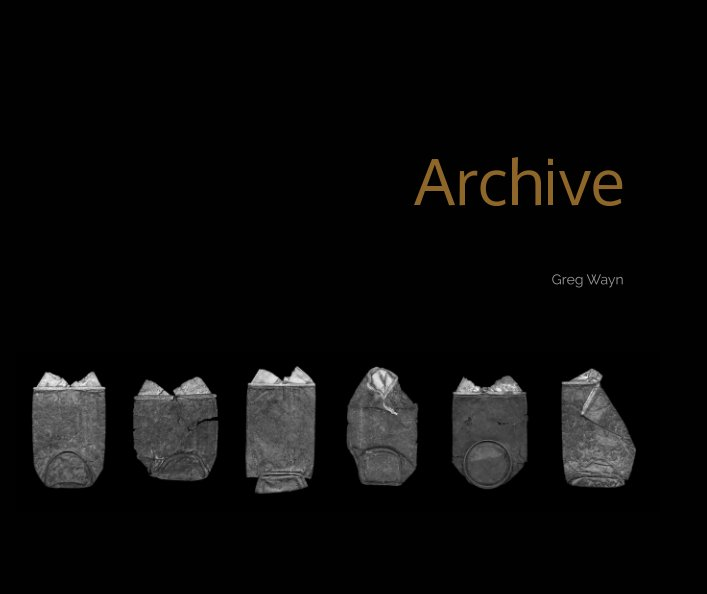 View Archive Project by Greg Wayn