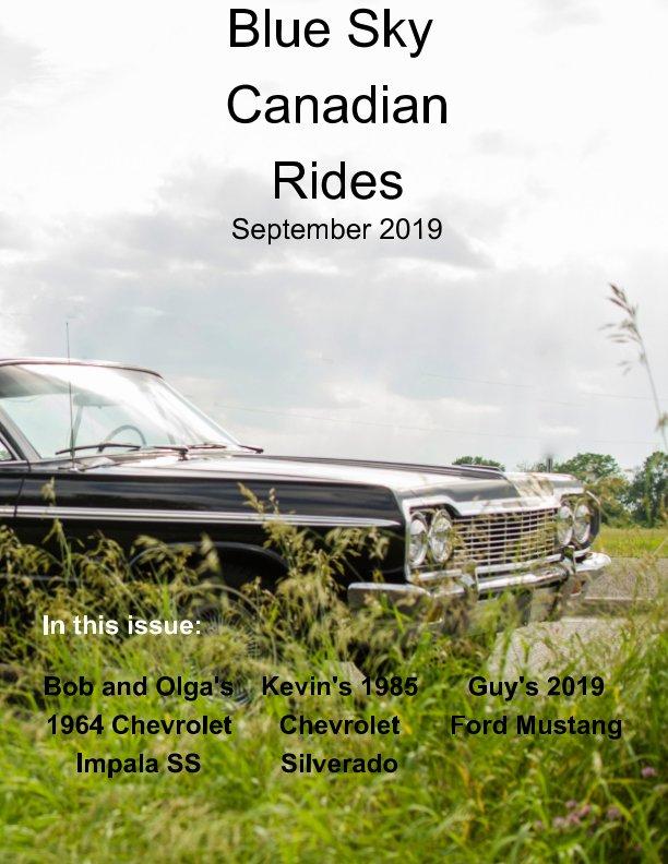 Ver Blue Sky Canadian Rides - September 2019 por Marie Dempsey