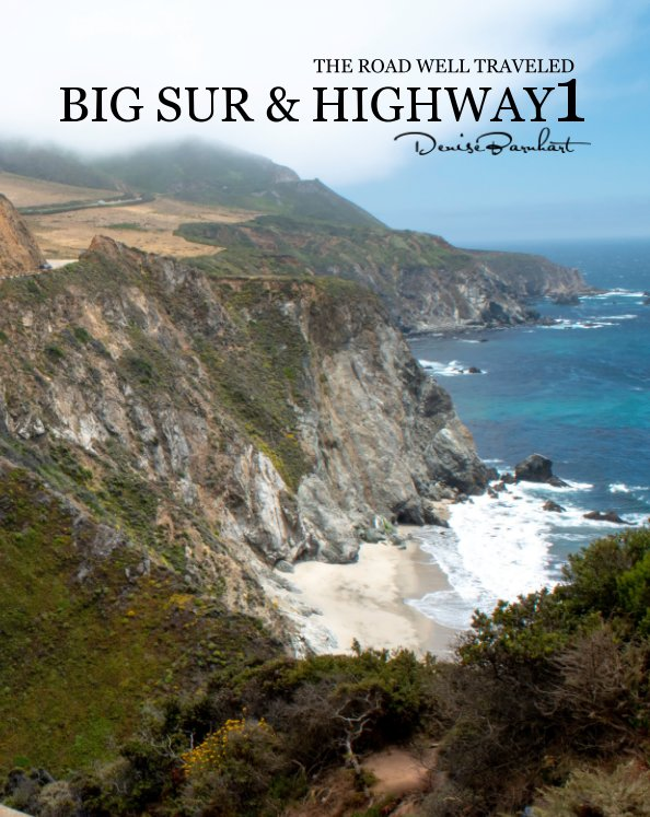 View Big Sur and Highway 1 by Denise Barnhart