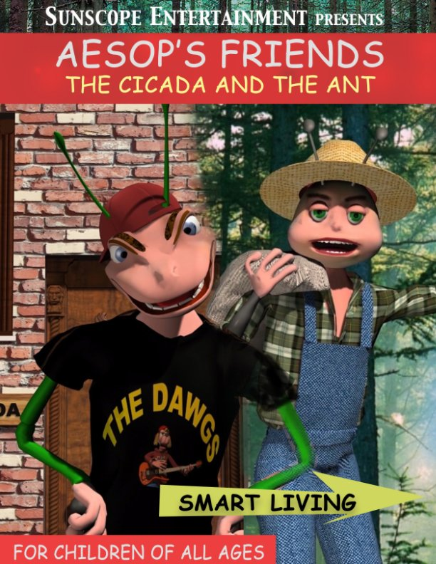 Visualizza The Cicada and the Ant di Ron Cobert, Ntinos Theodosiou