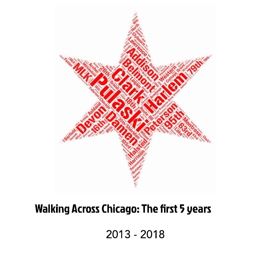 Visualizza Walking Across Chicago di Kymberly Janisch