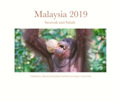 Travel Book - Malaysia 2019 book cover