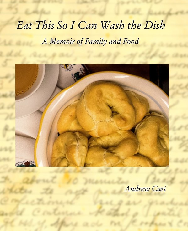 View Eat This So I Can Wash the Dish by Andrew Cari