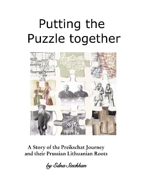 Ver Putting the Puzzle Together por Edna Steckhan