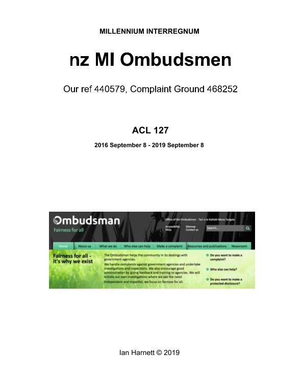 Ver nz MI Ombudsmen por Ian Harnett, Annie, Eileen