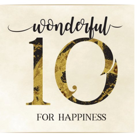 View Wonderful 10 for Happiness by Branko and Olivera Cejovic