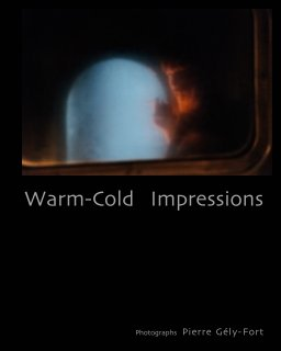 Warm-Cold  Impressions book cover