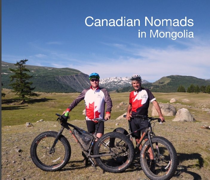 View Canadian Nomads by Jim Nagy