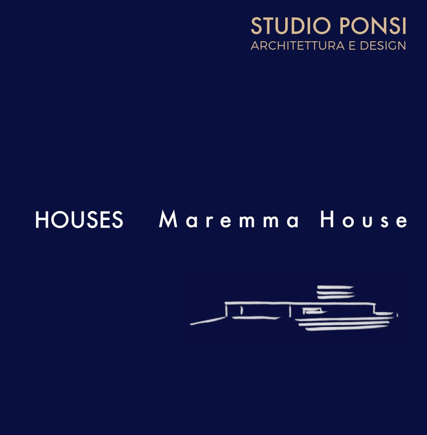 Ver Studio Ponsi - Houses . Maremma House por Studio Ponsi