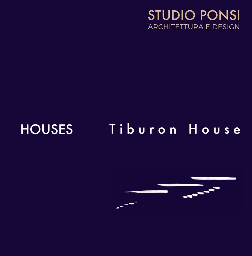 Ver Studio Ponsi - Houses . Tiburon House por Studio Ponsi