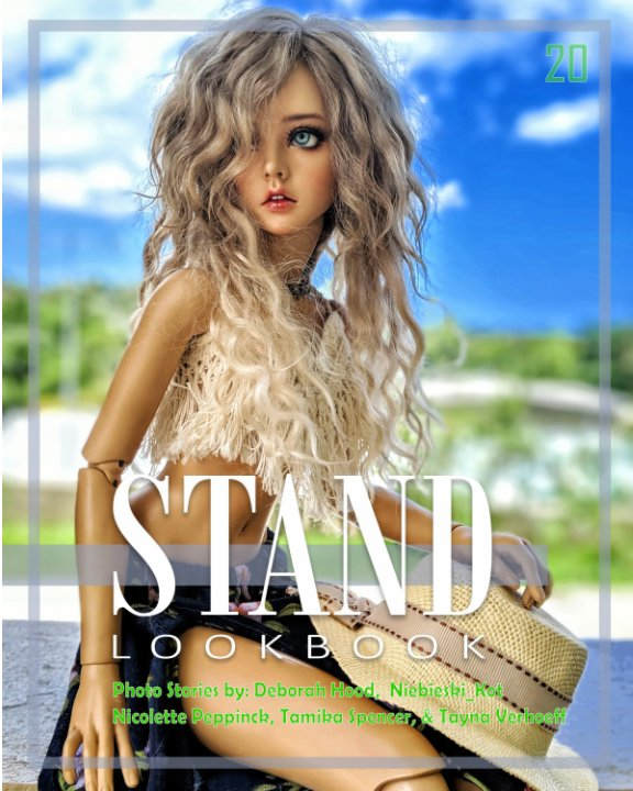 View STAND Lookbook - Volume 20 Fashion by STAND