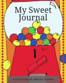 My Sweet Life Journal book cover
