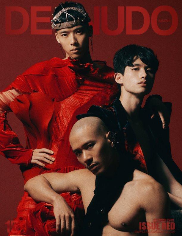 View Desnudo Magazine Issue 15 by Desnudo Magazine