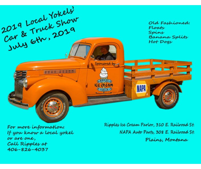 View 2019 Local Yokels Car and Truck Show by Bryan D. Spellman,  Kevin Kerr