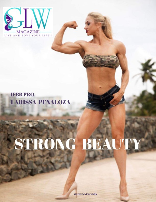 Strong Beauty issue nach GABRIELA PANDURU anzeigen