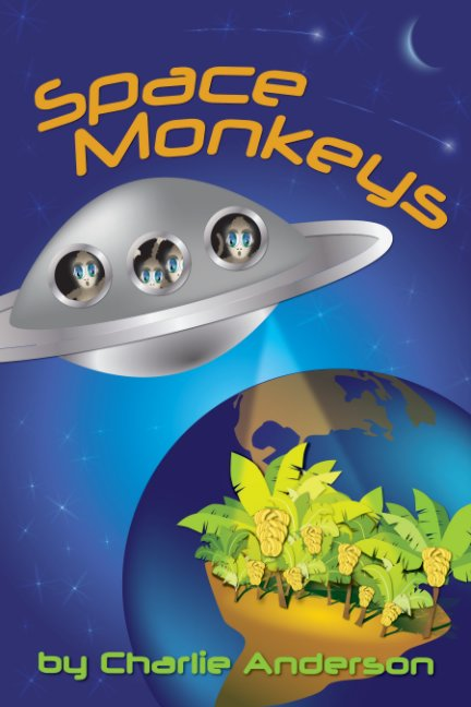 View Space Monkeys by Charlie Anderson