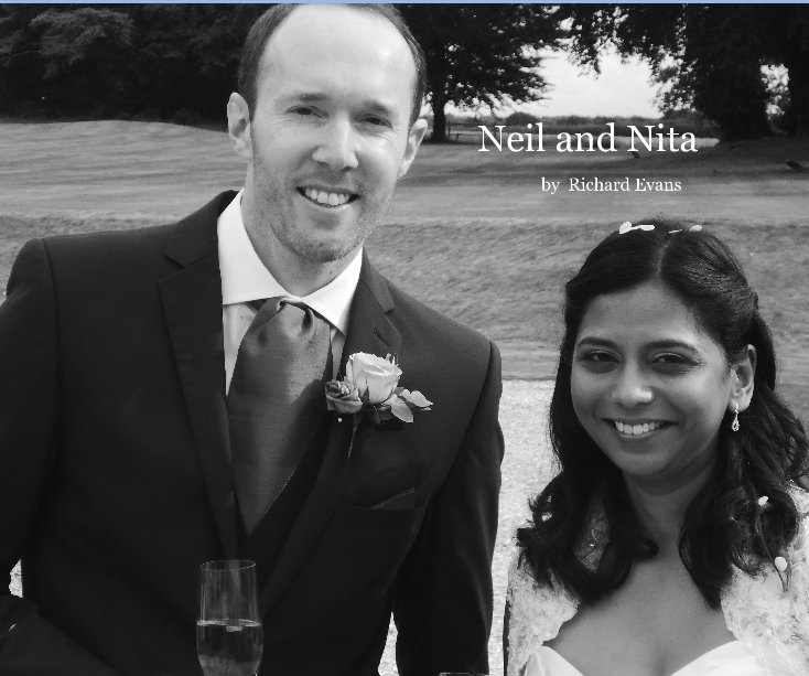 View Neil and Nita by Richard Evans