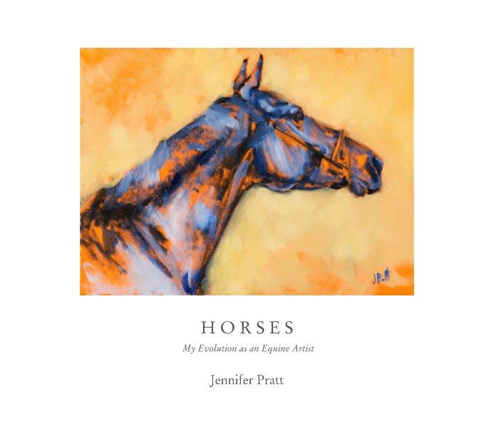Ver Horses por Jennifer Pratt