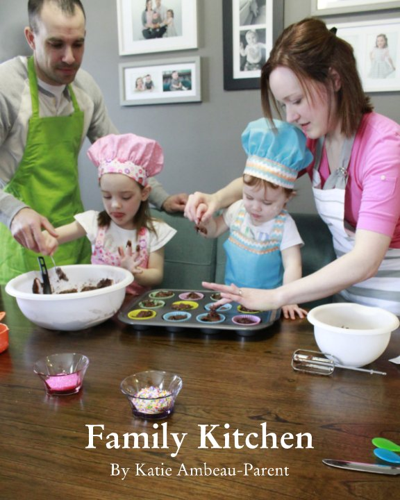 View Family Kitchen by Katie Ambeau-Parent