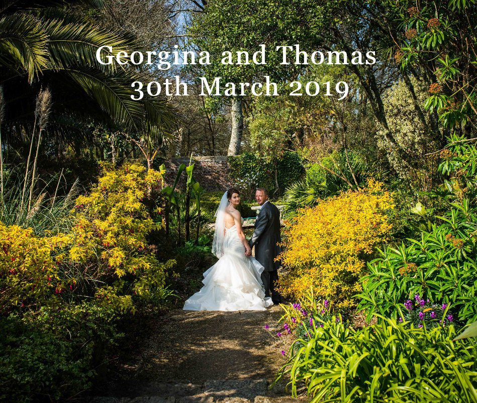 View Georgina and Thomas 30th March 2019 by Alchemy Photography