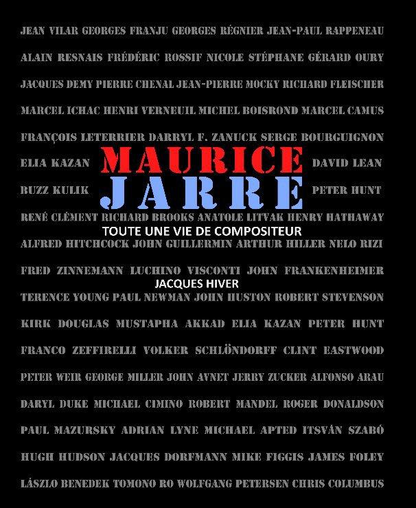 View Maurice Jarre - Édition française by Jacques Hiver