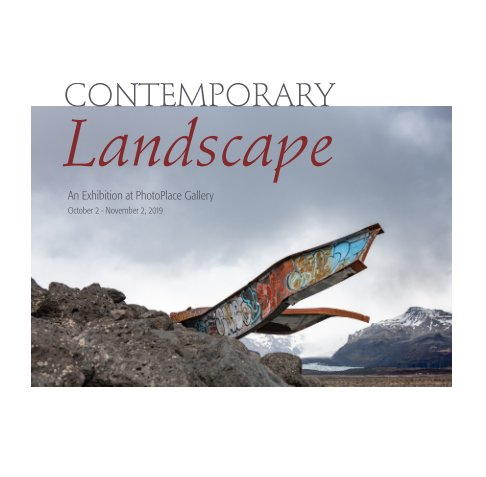 View Contemporary Landscape, Softcover by PhotoPlace Gallery