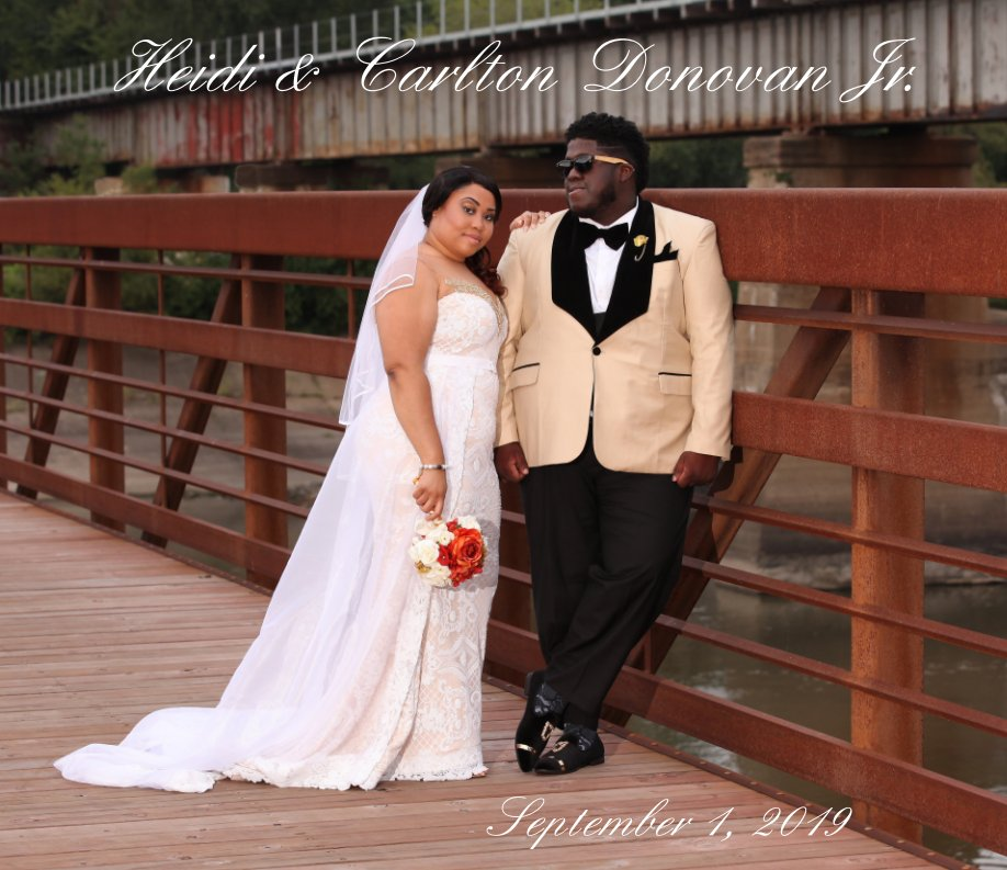 View Heidi and Carlton Donovan by Eric Penrod Photography