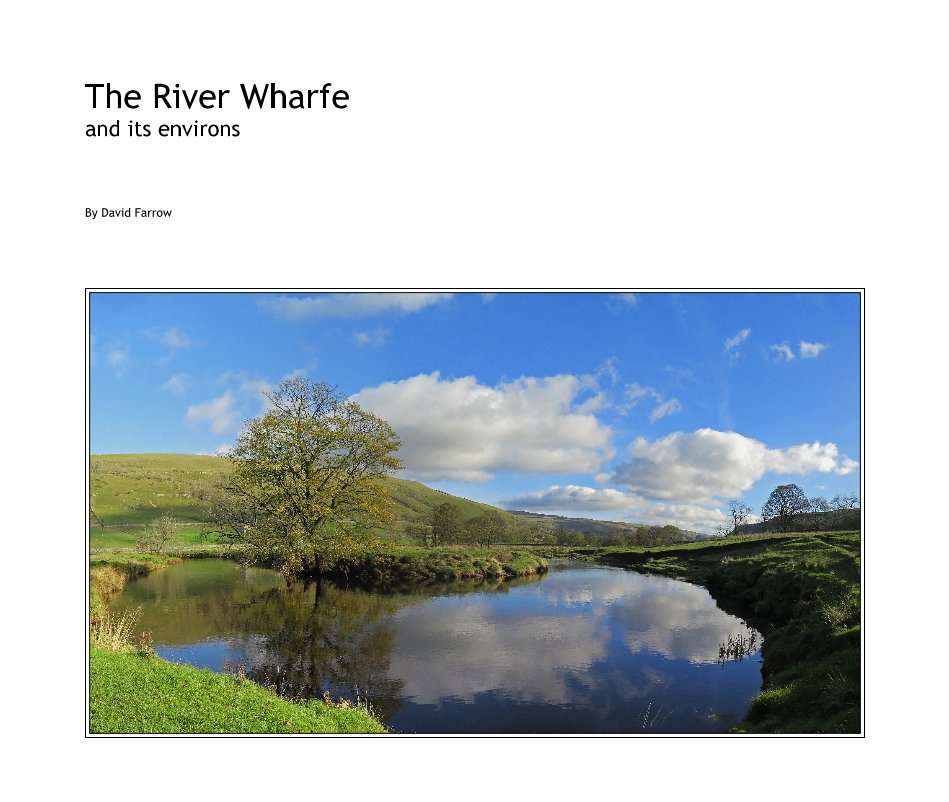 View The River Wharfe and its environs by David Farrow