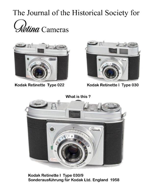 View The HSRC Journal: Kodak Retinette I Type 030/9 by Dr. David L. Jentz