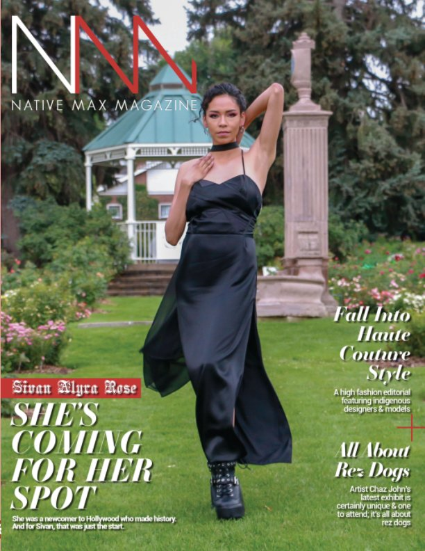 View Native Max Magazine - September/October 2019 - The Fashion Issue by Native Max