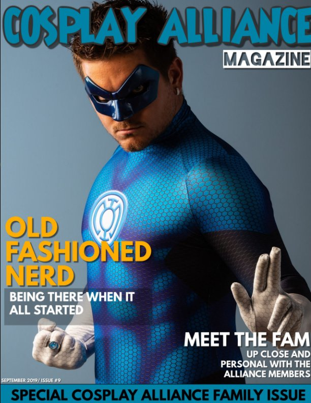 Ver Cosplay Aliiance Family Issue #9 por Individual Cosplayers