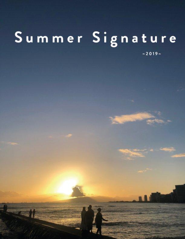 View Summer Signature Magazine 2019-2020 by Peddie School