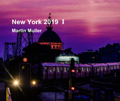 New York 2019 I book cover