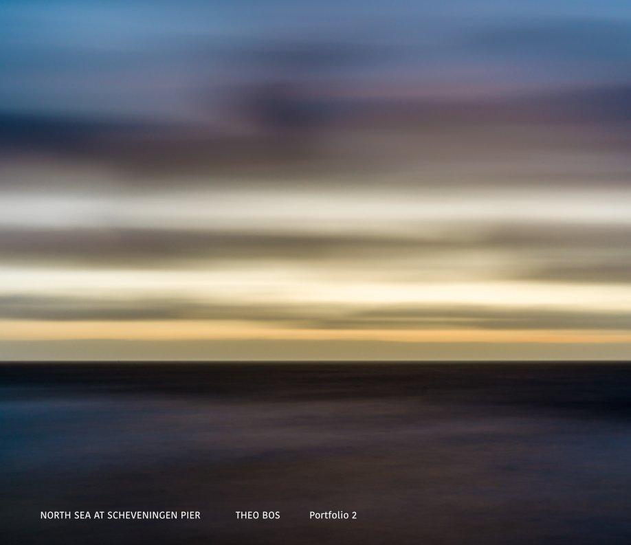 View Noordzee at Scheveningen Pier by Theo Bos