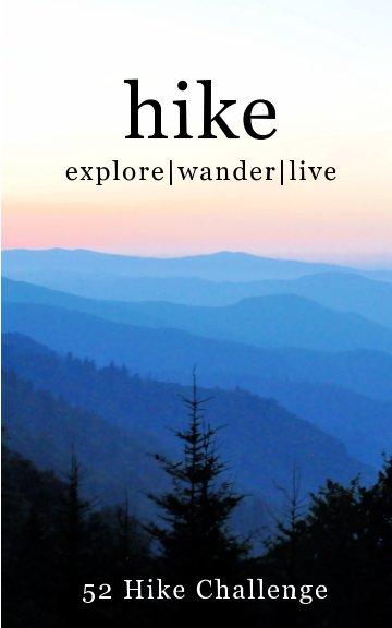 View 52 Hike Challenge journal by Lori Prima