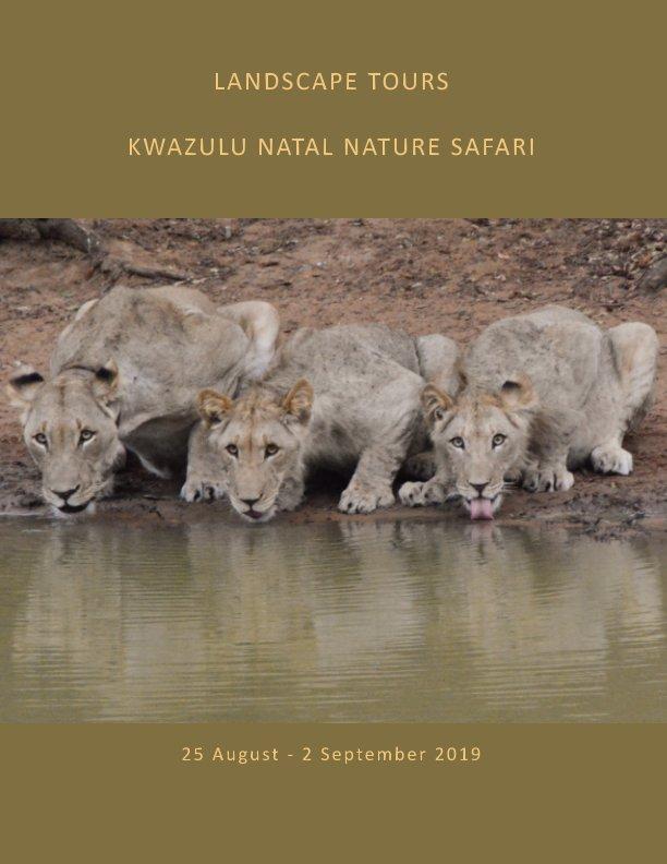 View Kwazulu Natal by Karen Mauve