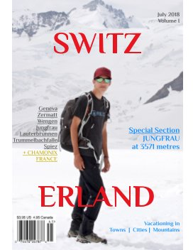Switzerland book cover